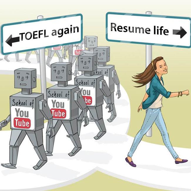 TOEFL Lessons