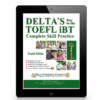 Delta's Key to the TOEFL ibt - English Success Academy